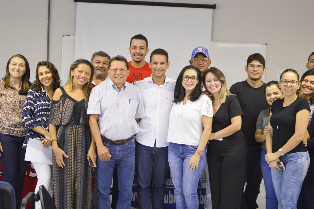 Allyson Bezerra irá disputar cargo político nas eleições de 2018