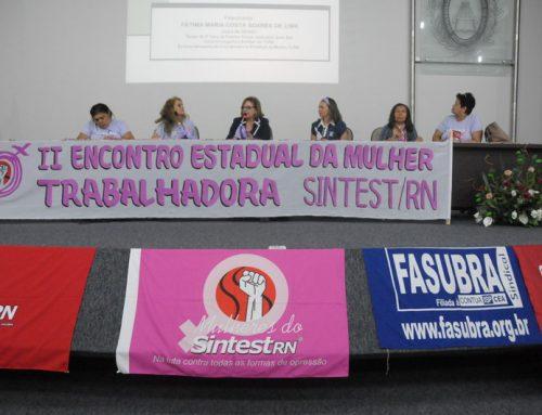 II Encontro Estadual da Mulher Trabalhadora