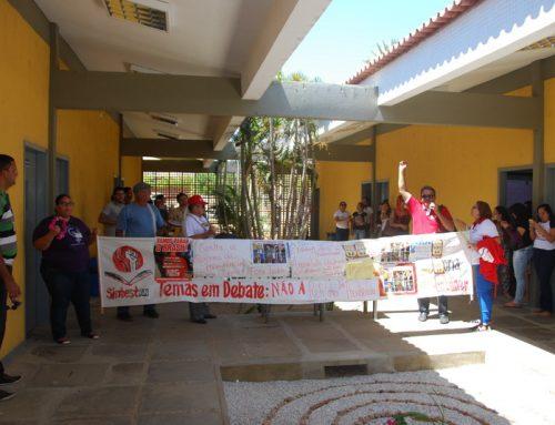 Assembleia Ato em Caicó