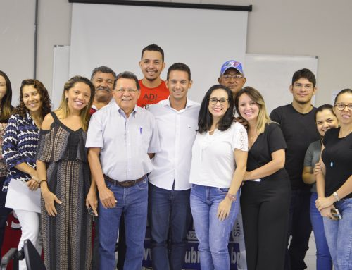 Kaliane Morais assume coordenação geral do SINTEST/UFERSA
