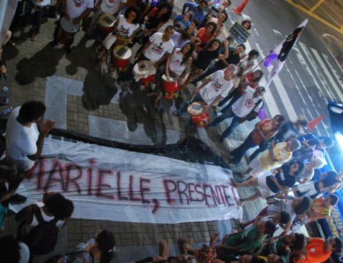 """Ato de Rua """"Marielle Vive"""""""