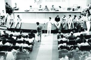 1979 – Organização