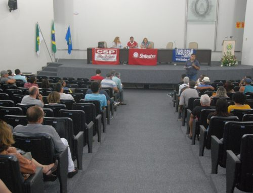 Categoria quer Audiência Pública para discutir nova portaria de remoção de técnicos