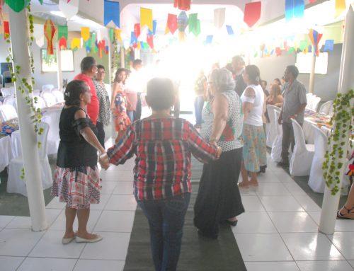 São João na cidade de Santo Antônio