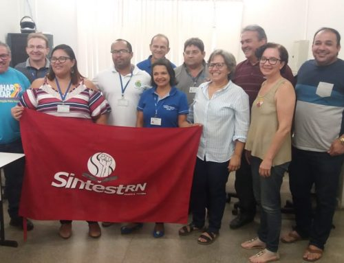 Nova Coordenação da Delegacia Sindical de Caicó/Currais Novos é eleita