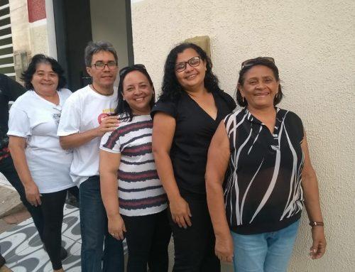 Nova Coordenação da Delegacia Sindical de Santa Cruz é eleita