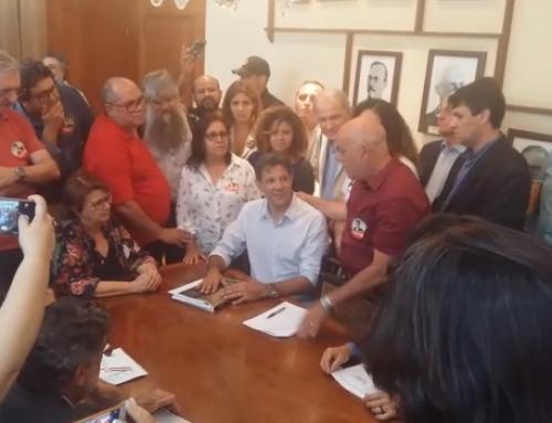 Carta Resposta de FERNANDO HADDAD à FASUBRA