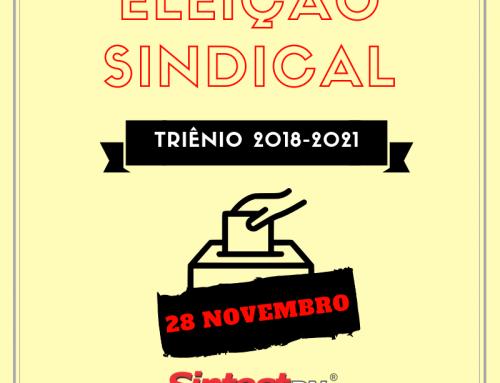 Ufersa: Eleição da nova direção do SINTEST/RN acontece amanhã