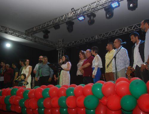 Festa Natalina reuniu servidores filiados ao Sintest/RN