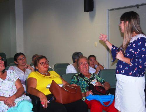 Servidores do HUOL participam de Aula Pública sobre Reforma da Previdência
