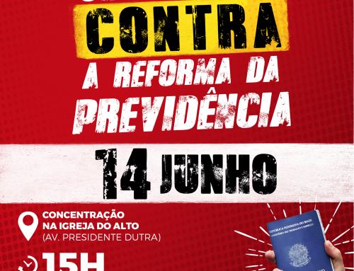 Servidores da UFERSA aprovam greve geral contra a reforma da previdência