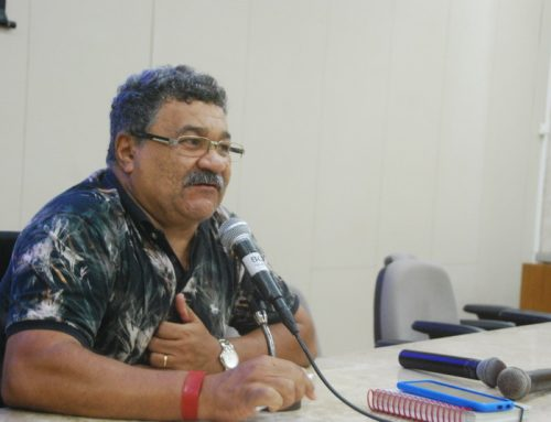 Sintest/RN e Frente Potiguar em Defesa da Previdência realizam seminário sobre Reforma Previdenciária