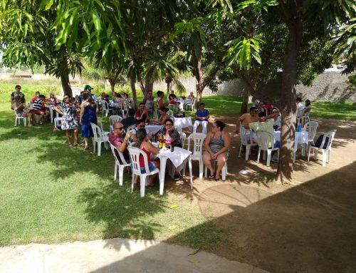 Churrasco marca confraternização natalina em Caicó