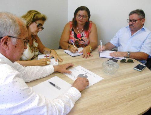 Direção discute orçamento da UFRN em reunião com Proplan e Progesp