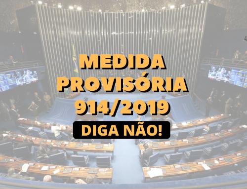 Consulta pública: DIGA NÃO à MP 914/2019 (Reitor eleito é reitor empossado!)