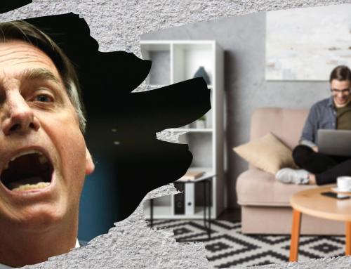 Bolsonaro pressiona para que funcionalismo público retorne ao trabalho presencial em meio à pandemia