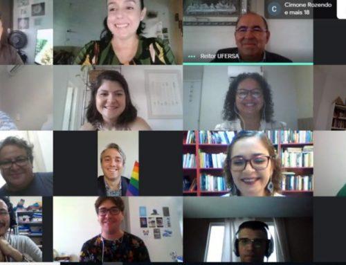Diretores de campi tomaram posse em sessão virtual