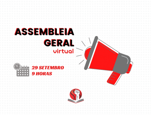 Convocatória: Assembleia Geral Virtual