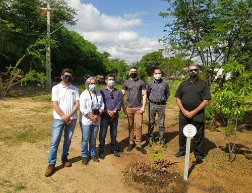 Sintest/RN participou da inauguração do Bosque da Memória no CERES em Caicó