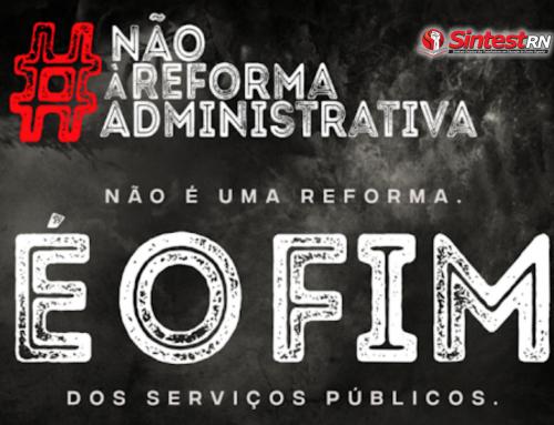 Frente Parlamentar do Serviço Público lança petição pela suspensão da PEC 32