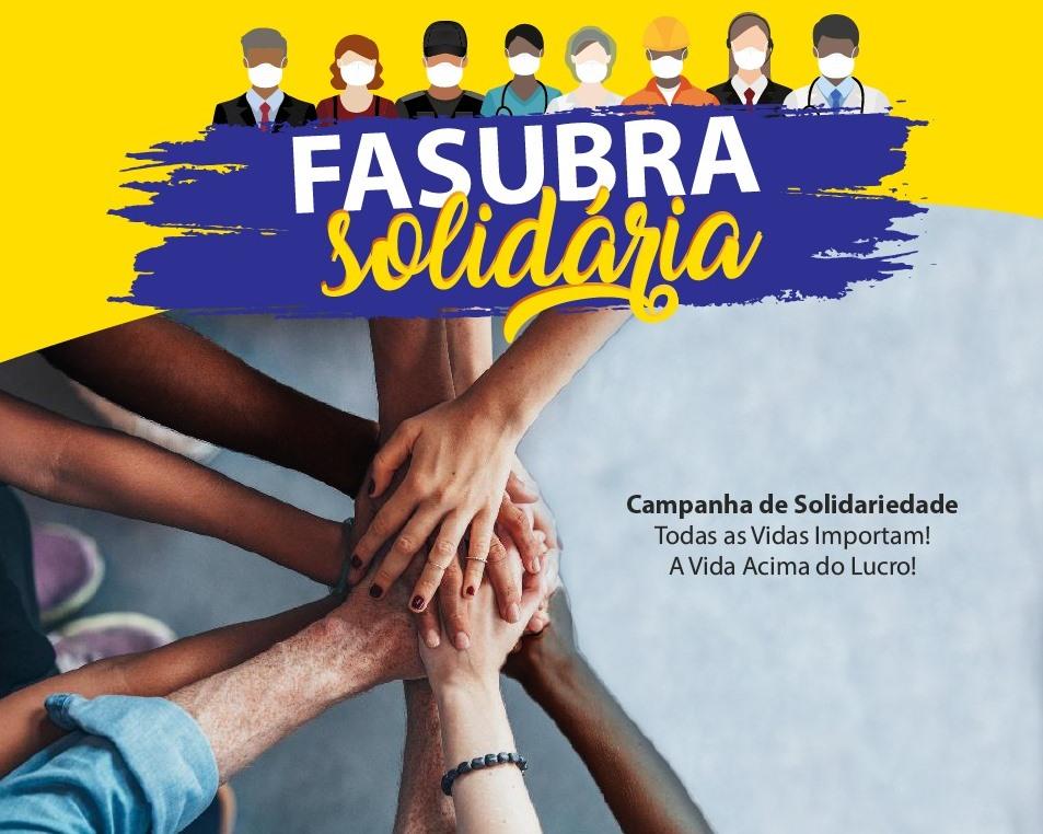Campanha de Solidariedade: Todas as Vidas Importam – A Vida Acima do Lucro!