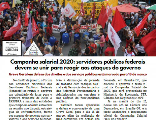 Jornal – Fevereiro 2020