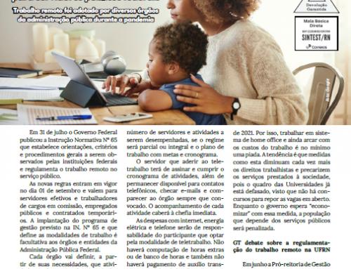 Jornal – Setembro 2020