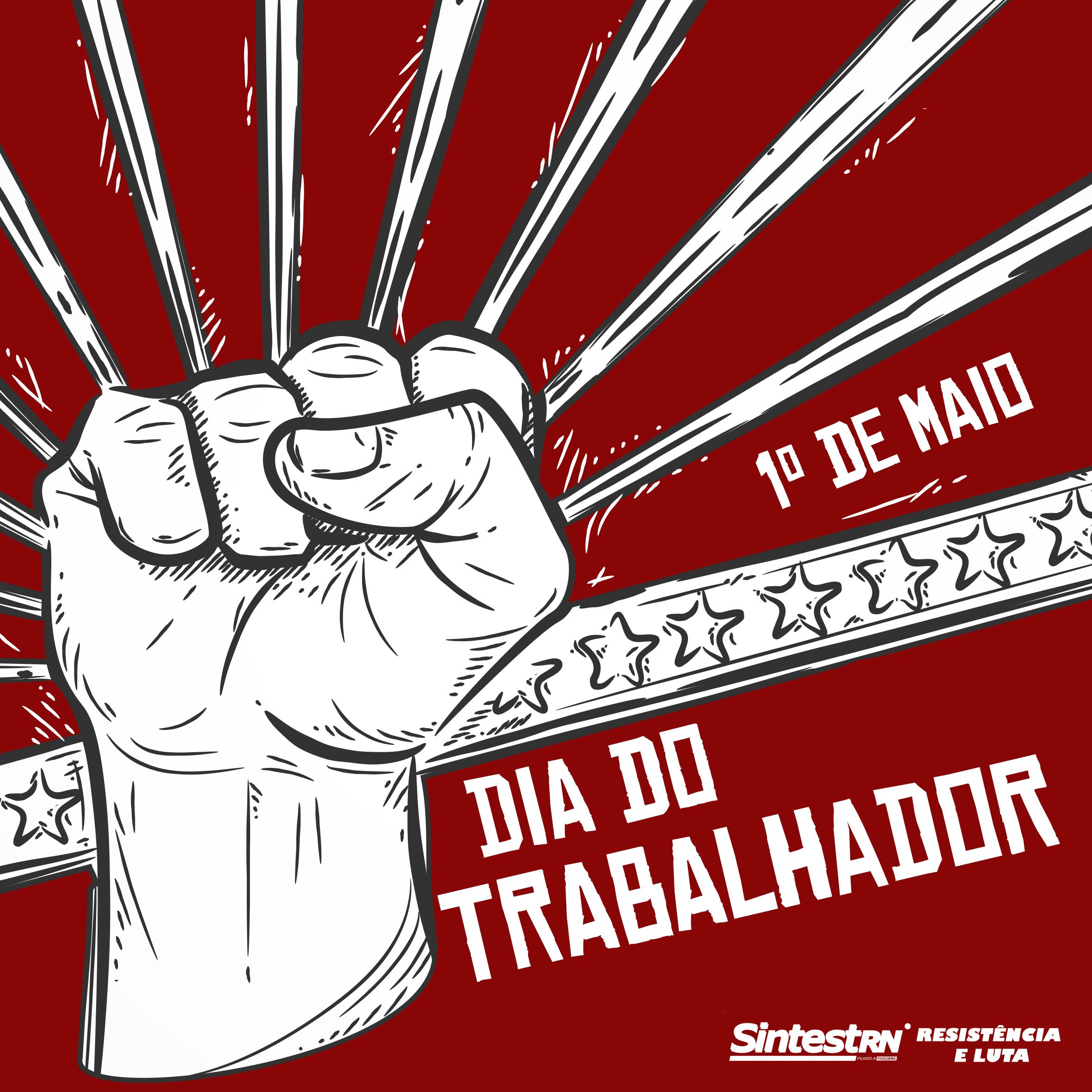 Dia do Trabalhador SINTEST/UFERSA